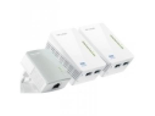 POWERLINE TP-LINK WPA4220TKIT 300 Mbps - Banda IS