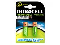 PILAS REC DURACELL AA (LR06) B2 STAY CHARGE