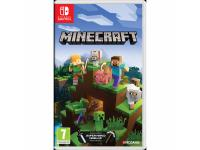 JUEGO NINTENDO SWITCH MINECRAFT NINTENDO SWITCH EDITION