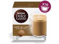 CAFE DOLCE GUSTO CAFE CON LECHE (16 CAPSULAS)