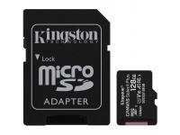 TARJETA MICRO SD 128GB KINGSTON SDCS128GB CLASE 10
