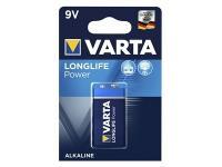 PILA ALCALINA VARTA LONGLIFE POWER 9V. 6LP3146 ( 1-BLISTER )